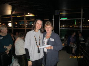 Unforgettable networking night for executive assistant network